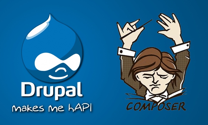 Using composer packages with Drupal 7