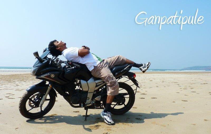 The trip to Ganpatipule
