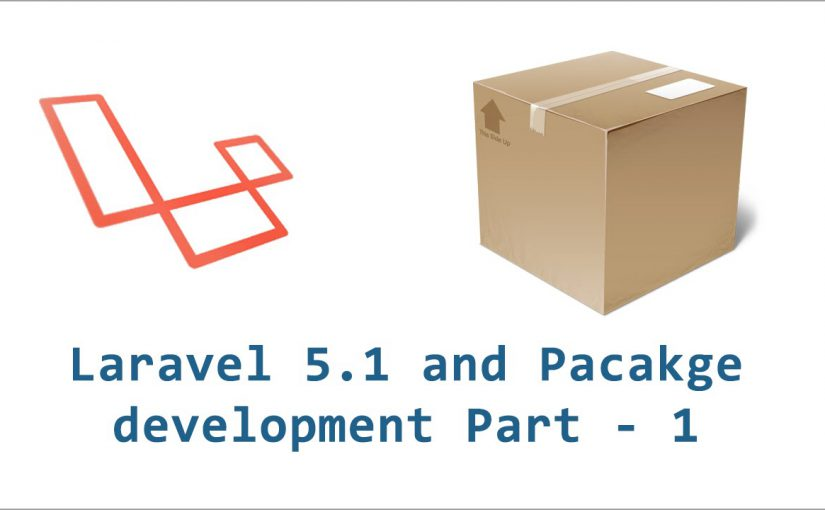Developing a package in Laravel 5.1 – Part 1